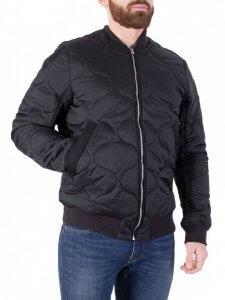 G-Star Black Bomber Jacket