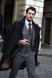 Smart Overcoat