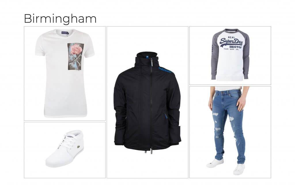 Birmingham's favourite outfit