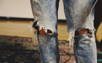 ripped jeans mens fashion