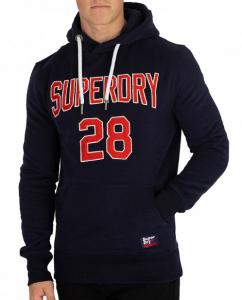 mens superdry pullover hoodie / hoody