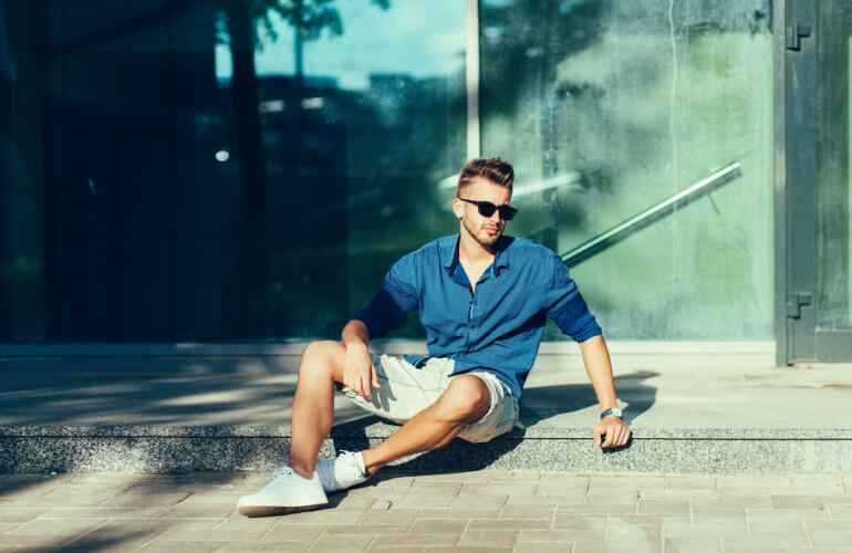 How to dress smart-casual this summer