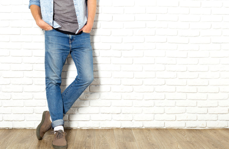 5 Men's jean styles that aren't skinny jeans