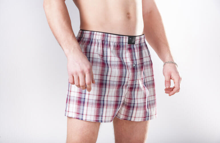 The men's guide to underwear for all different body types