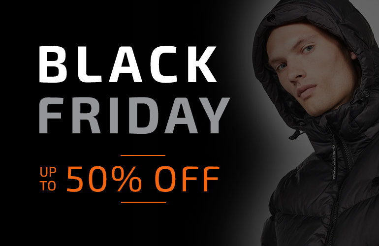 The Standout Black Friday Sale 2019
