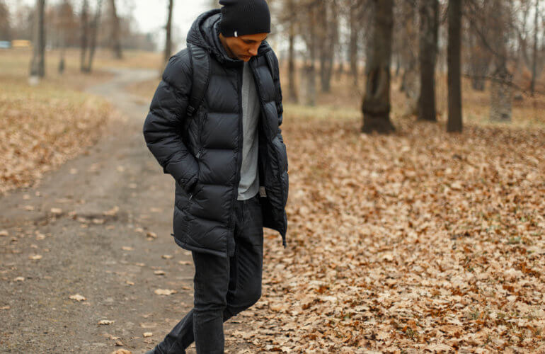 Top Five Winter Jackets For Men 2021