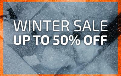 Blog header - winter sale
