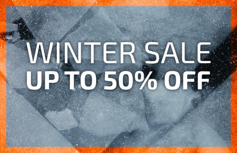 Standout Winter Sale