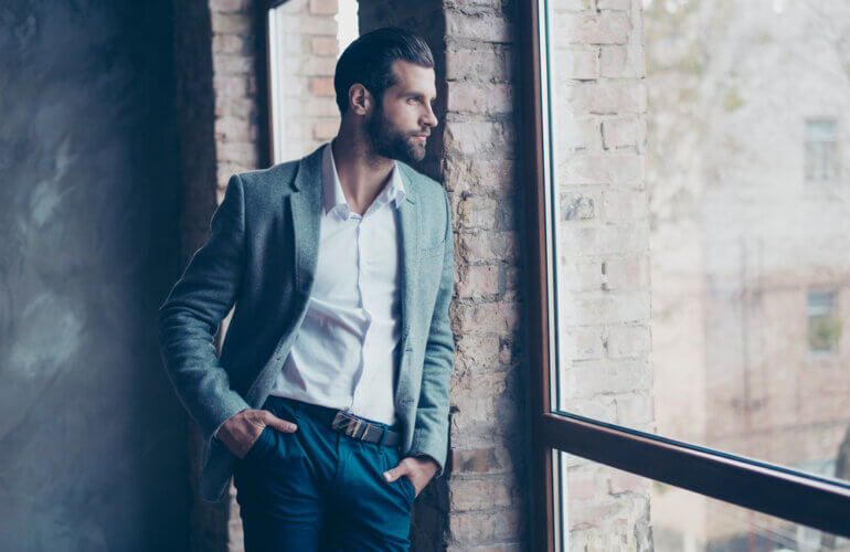 Returning to Work: How to Style Men's Smart Casual