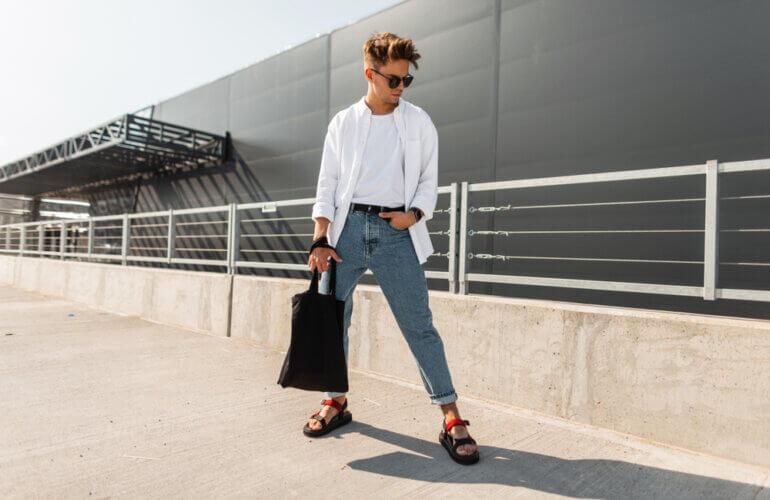 Men's Summer Shoes: Sandals, Flip Flops or Sliders?
