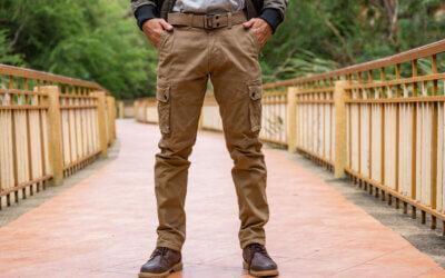 Model,Wearing,Cargo,Pants,Or,Cargo,Trousers