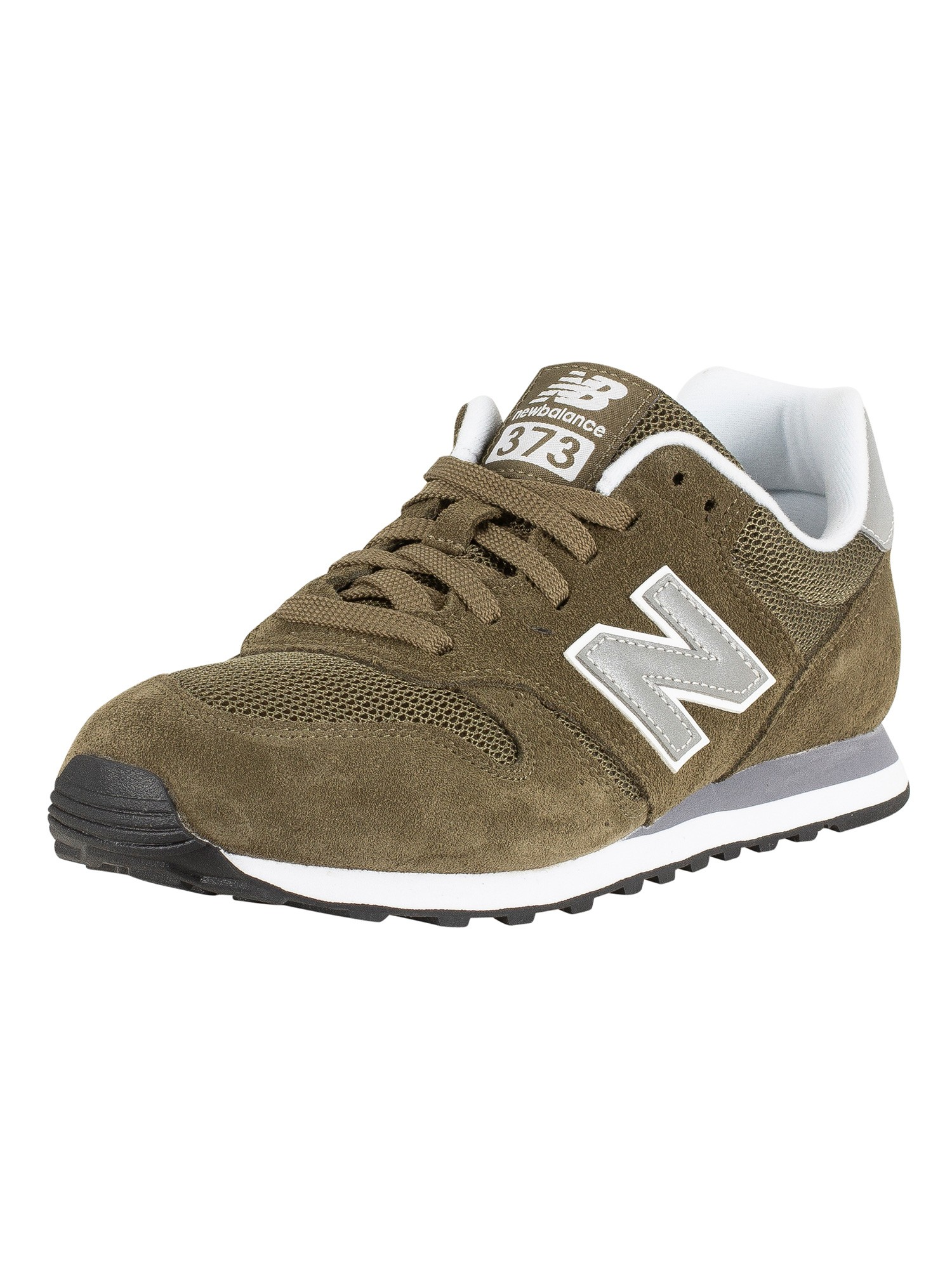 classic fit f76bb b10e6 New Balance 373 Trainers - Dark Green