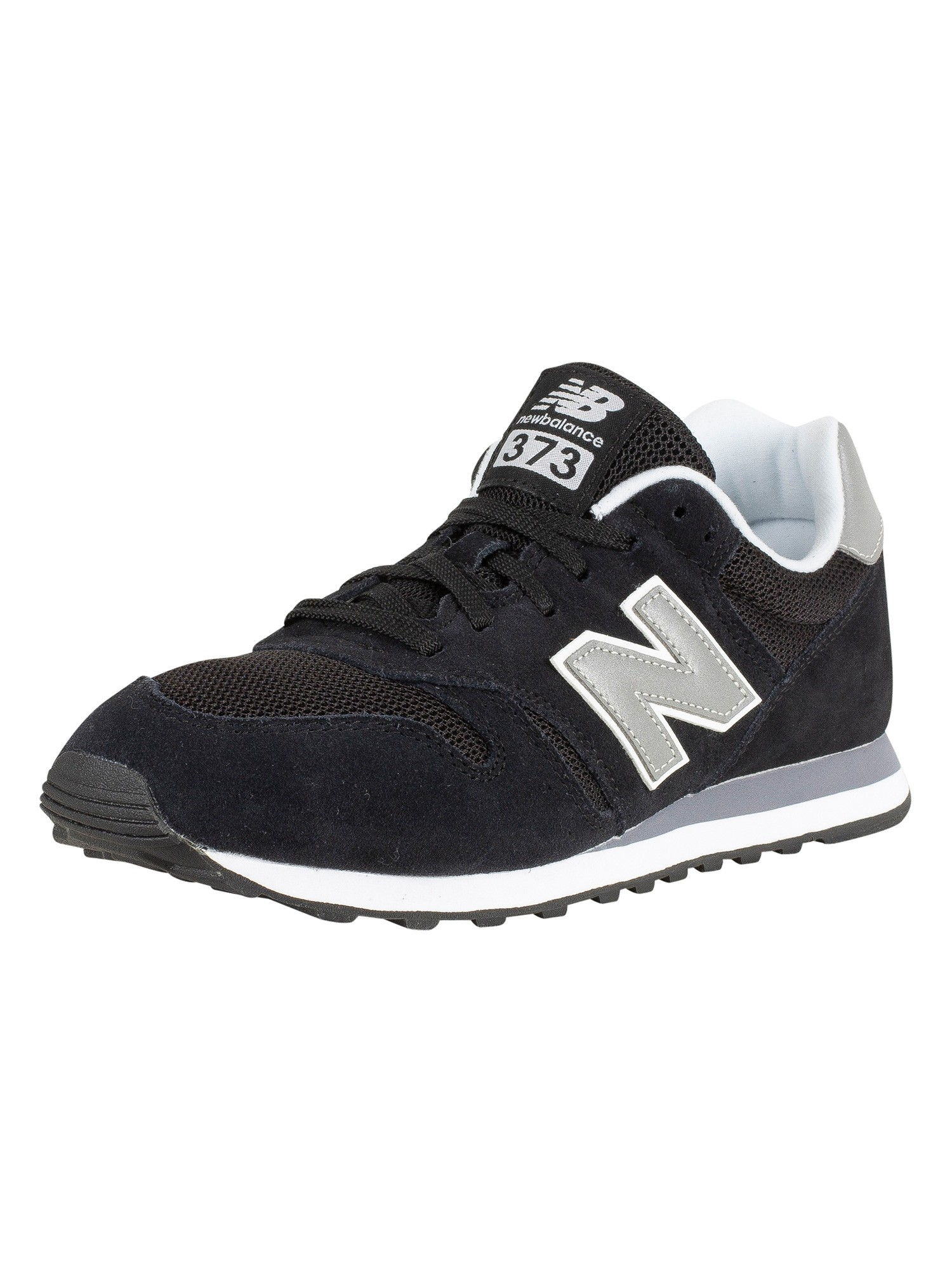 factory price 46cf8 cc5ab New Balance 373 Trainers - Black