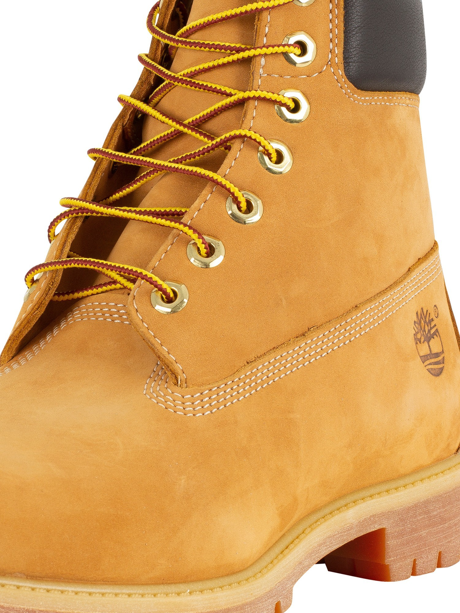 Timberland AF 6 Inch Premium BT Boots Wheat Yellow