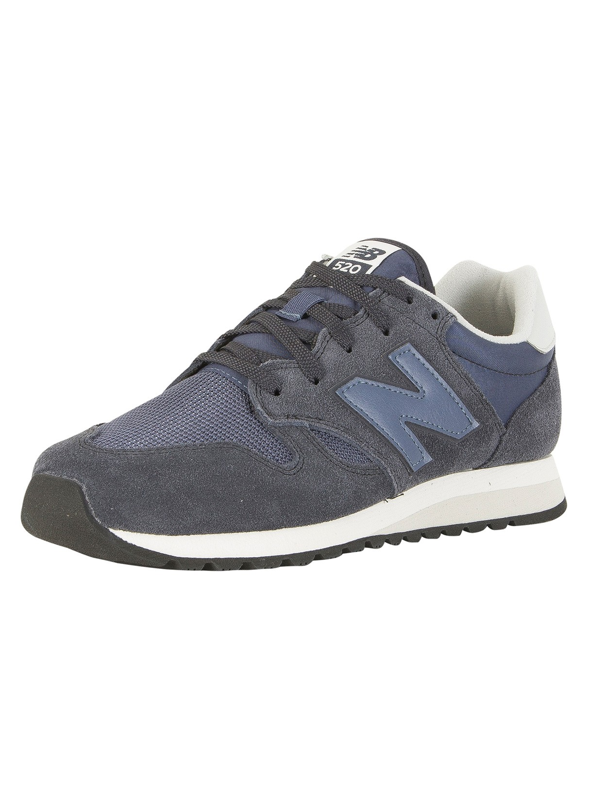 New Balance 520 Trainers Navy