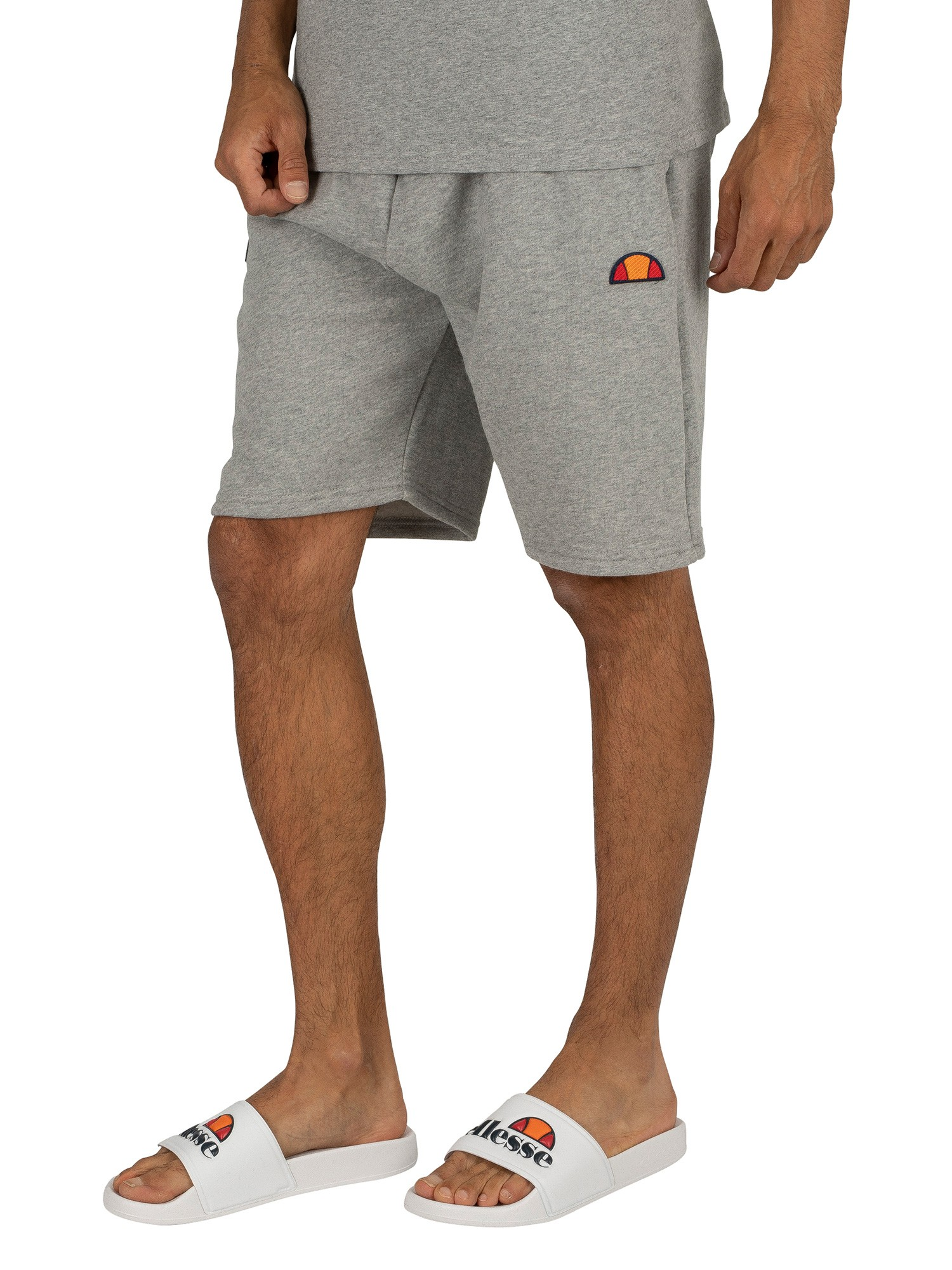 Noli Fleece Sweat Shorts