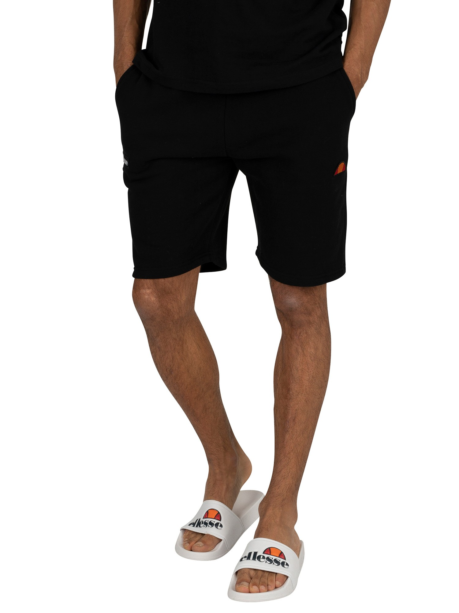 Noli-Fleece-Sweat-Shorts