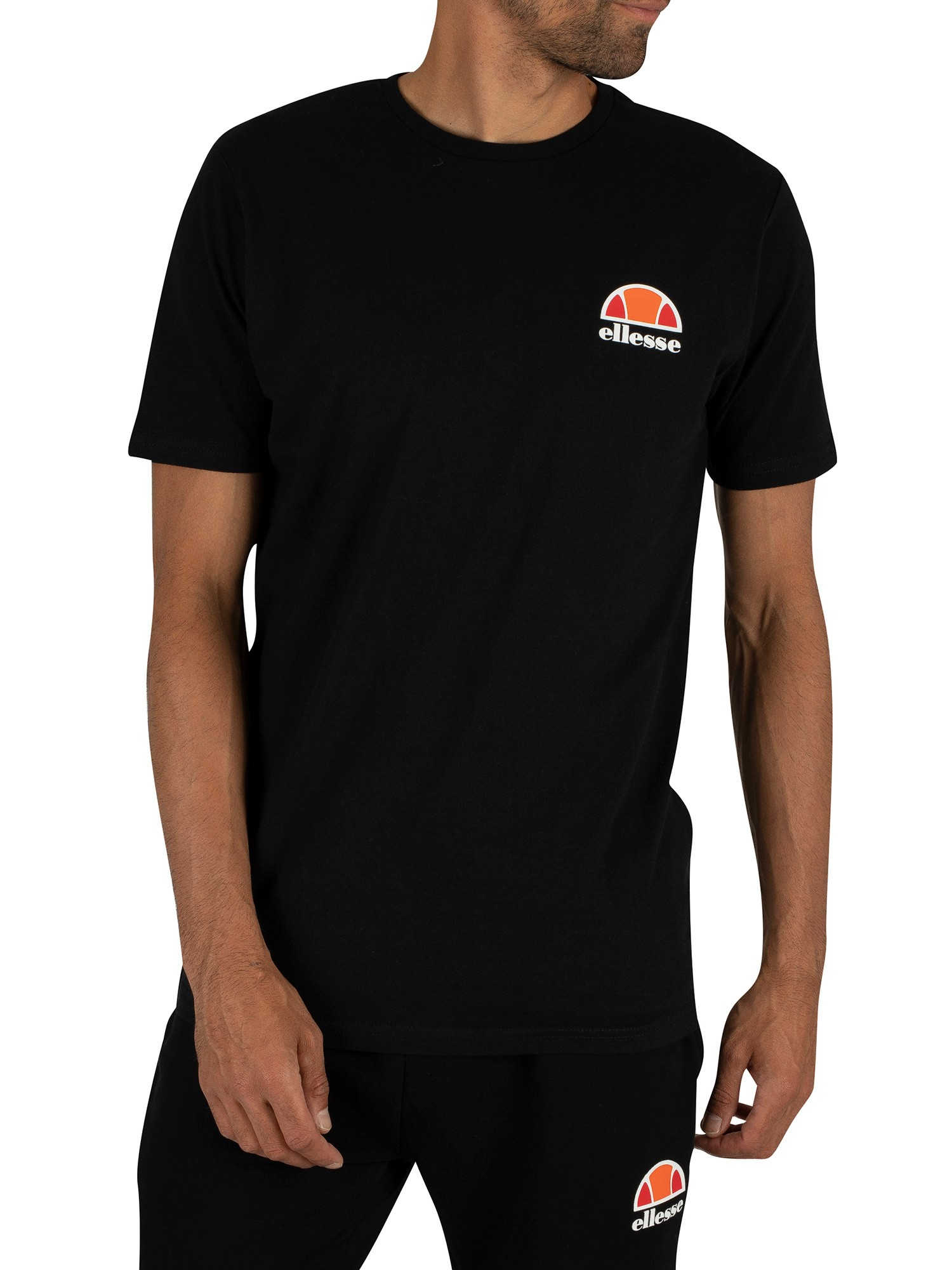 Ellesse Canaletto T-Shirt - Anthracite