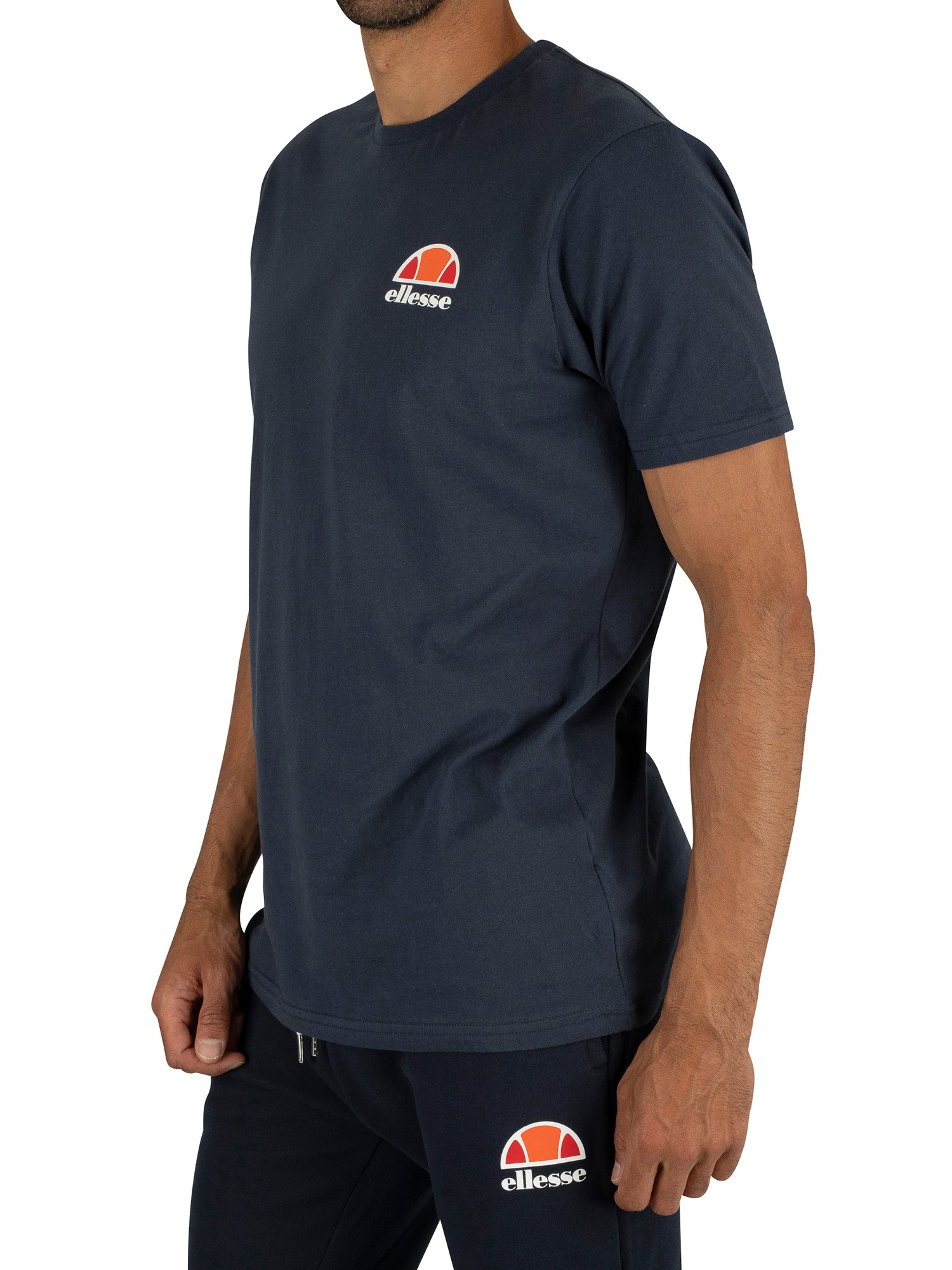 Ellesse Canaletto T-Shirt - Dress Blue