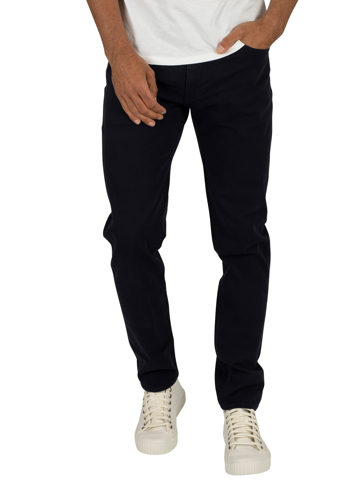 pas mal 60289 9c1f4 Levi's 511 Slim Fit Jeans - Nightwatch Blue
