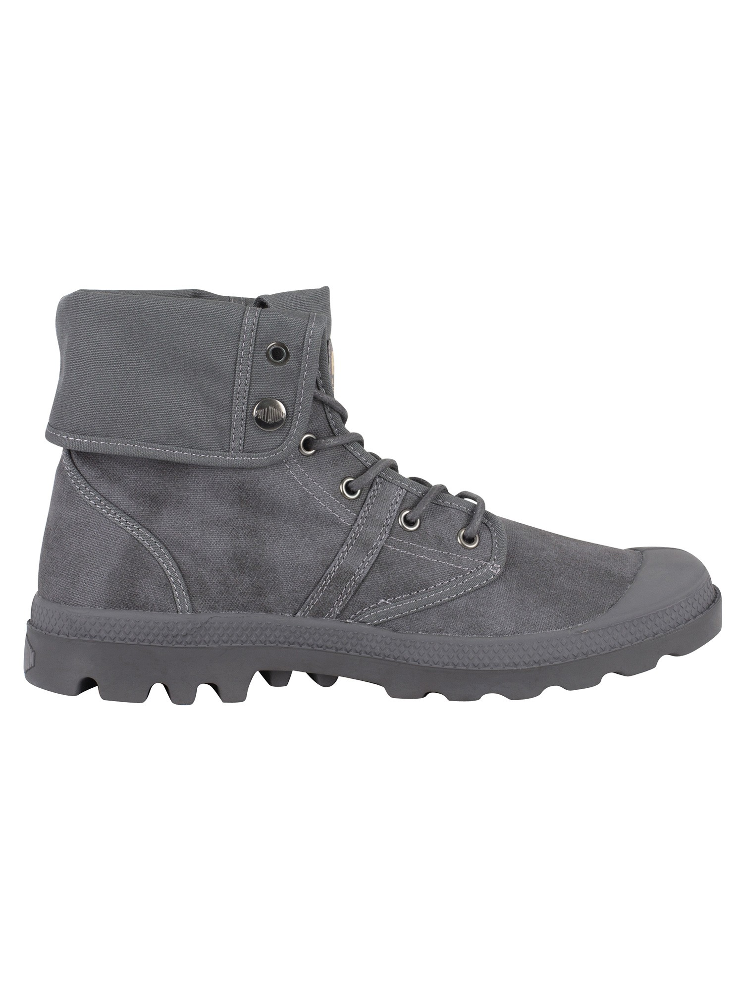 Palladium Pallabrouse Baggy Wax Boots - French Metal/Forged Iron