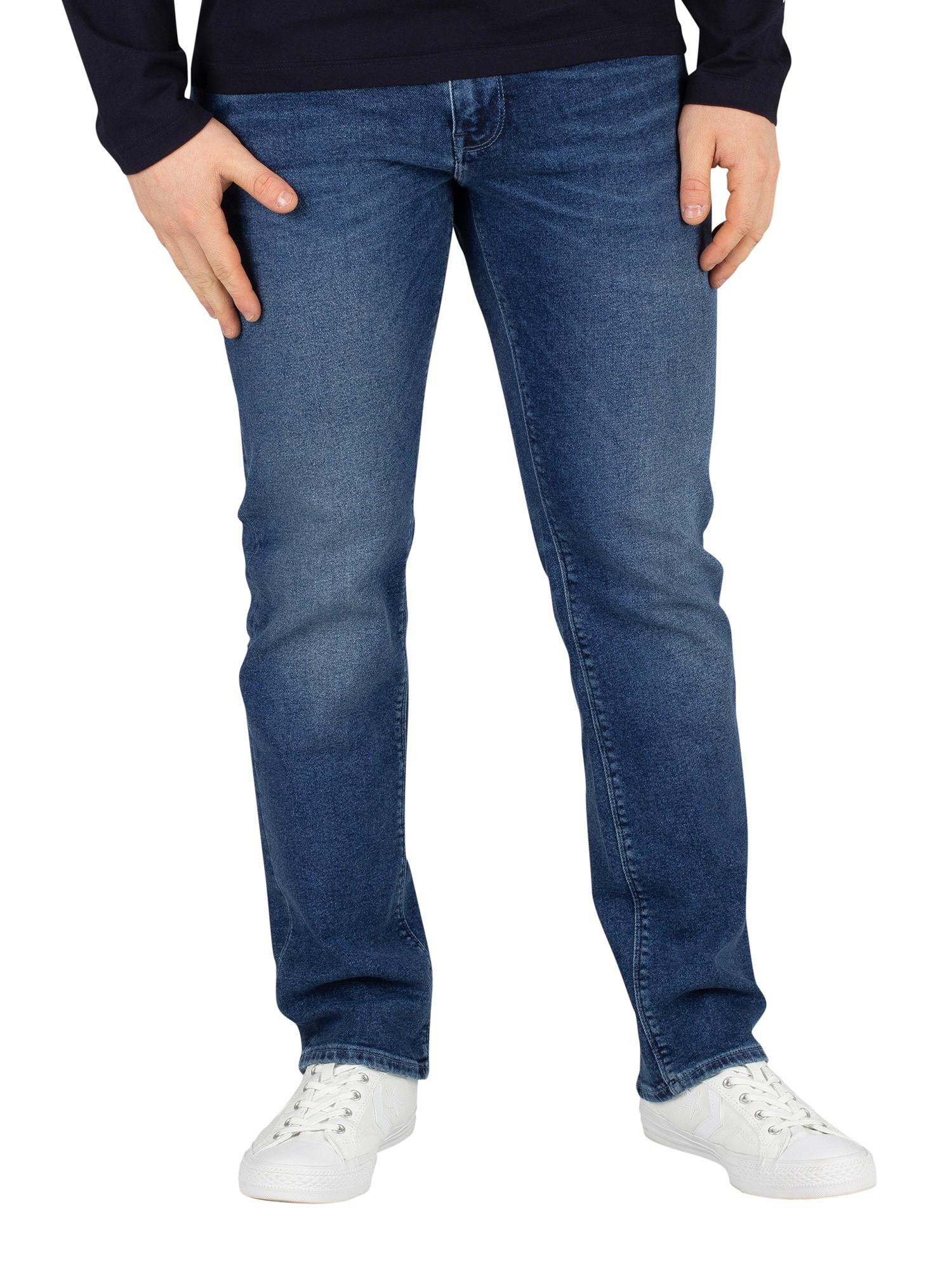 Men Jeans Tommy Hilfiger DENTON STRAIGHT FIT Straight leg