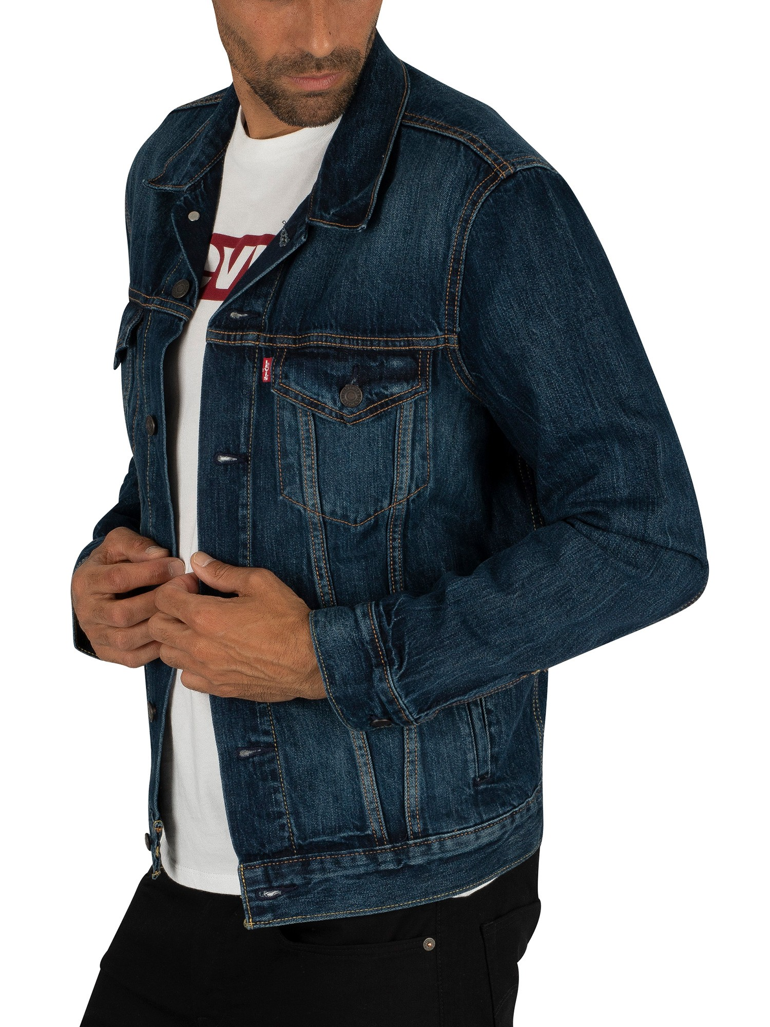 Levi's The Trucker Jacket - Palmer