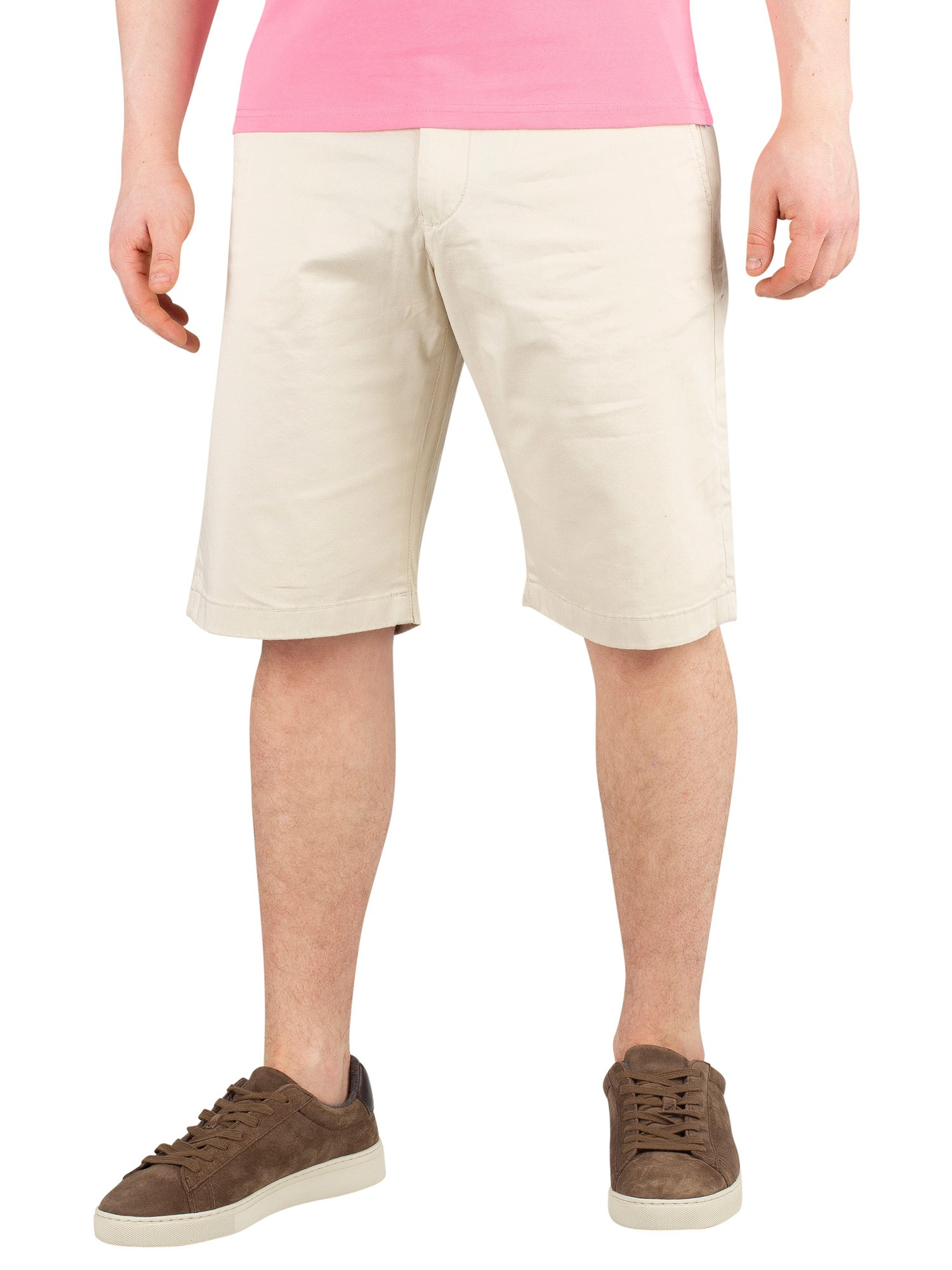Details about GANT Mens Relaxed Twill Chino Shorts, Beige show original title