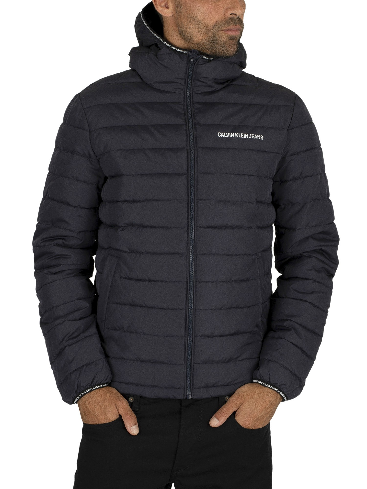Calvin Klein Jeans Padded Jacket Night SkyBlack