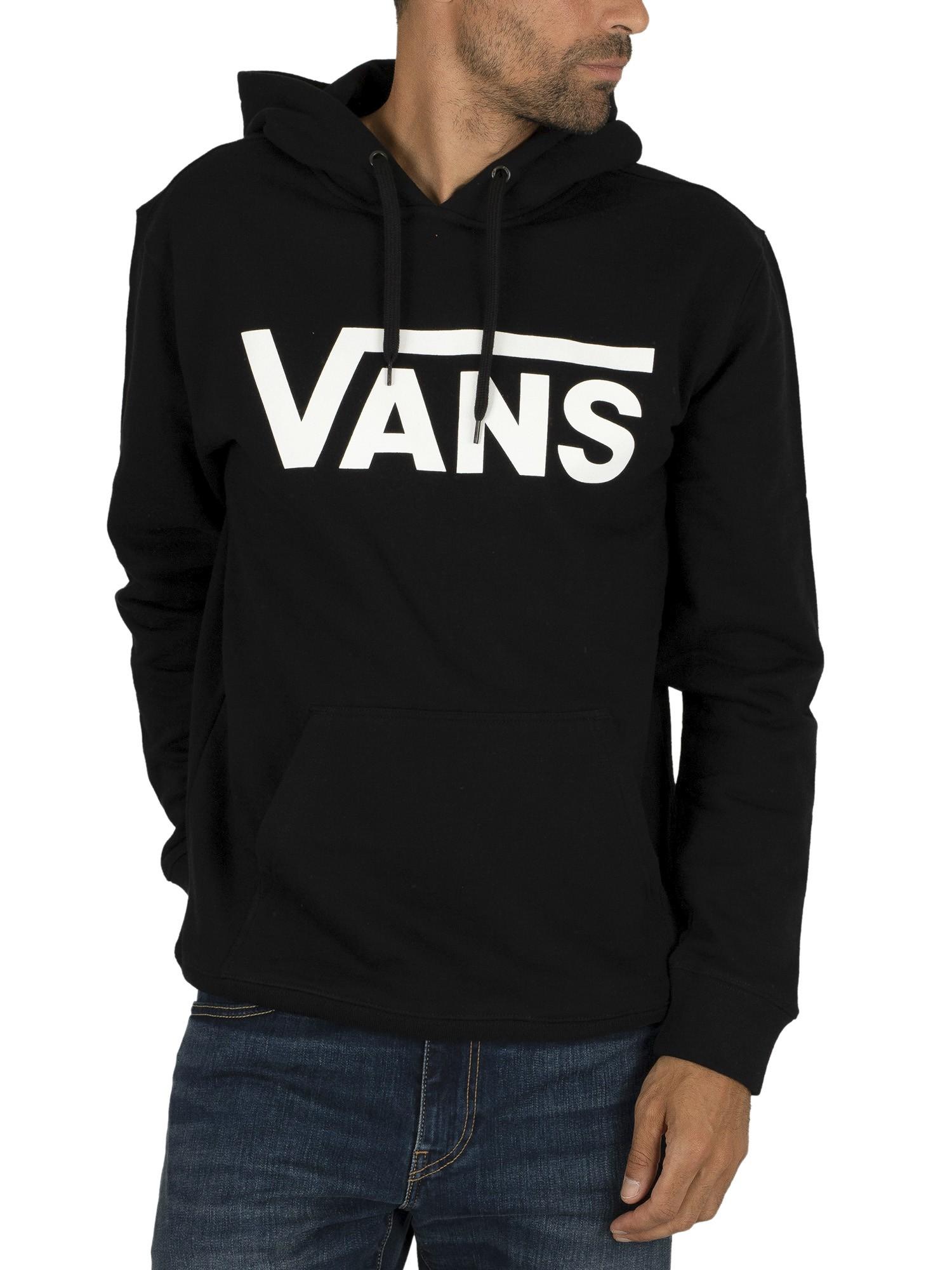 Vans Classic Hoodie | Black | Vans