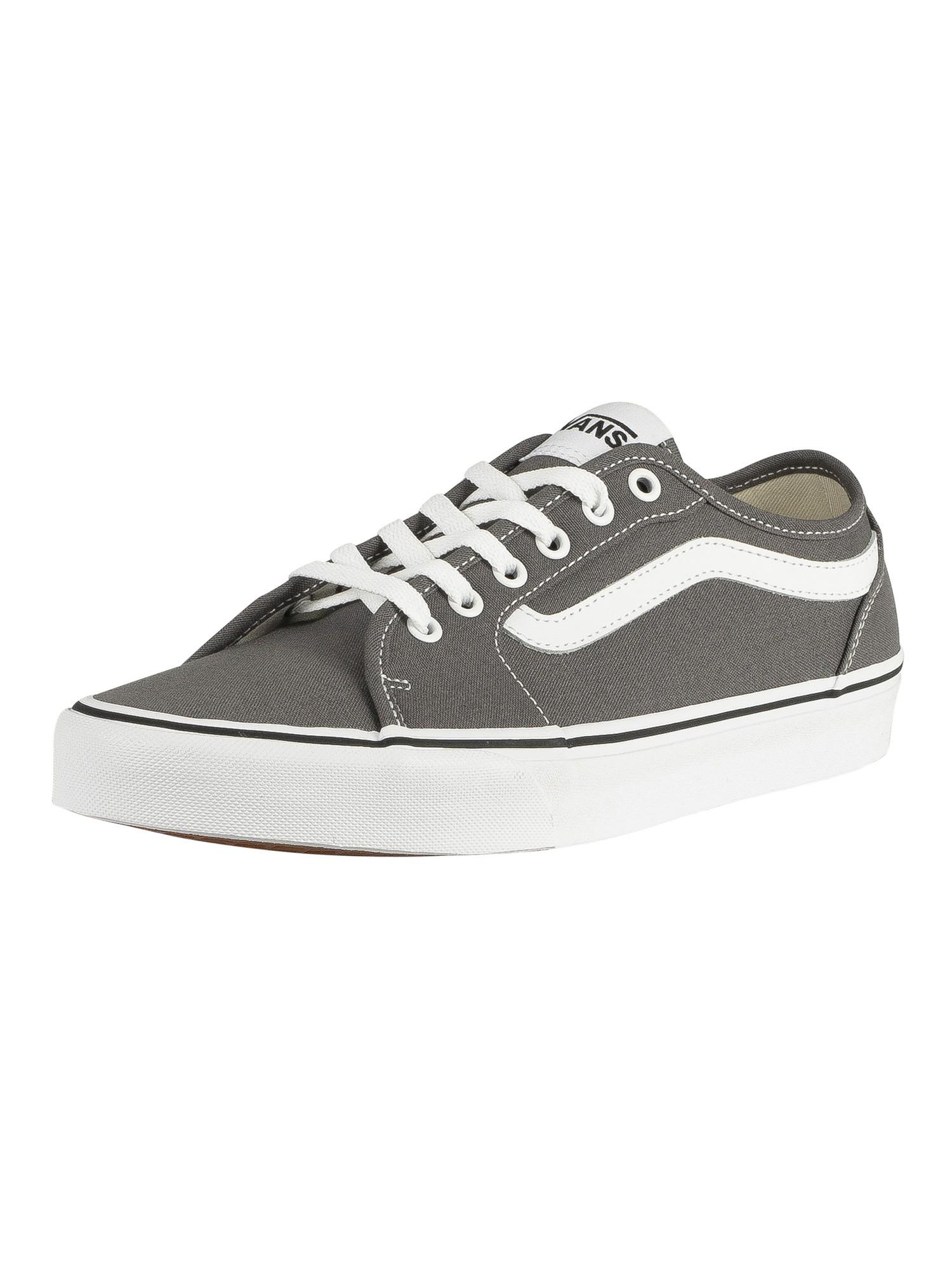 scarpe vans grigie uomo