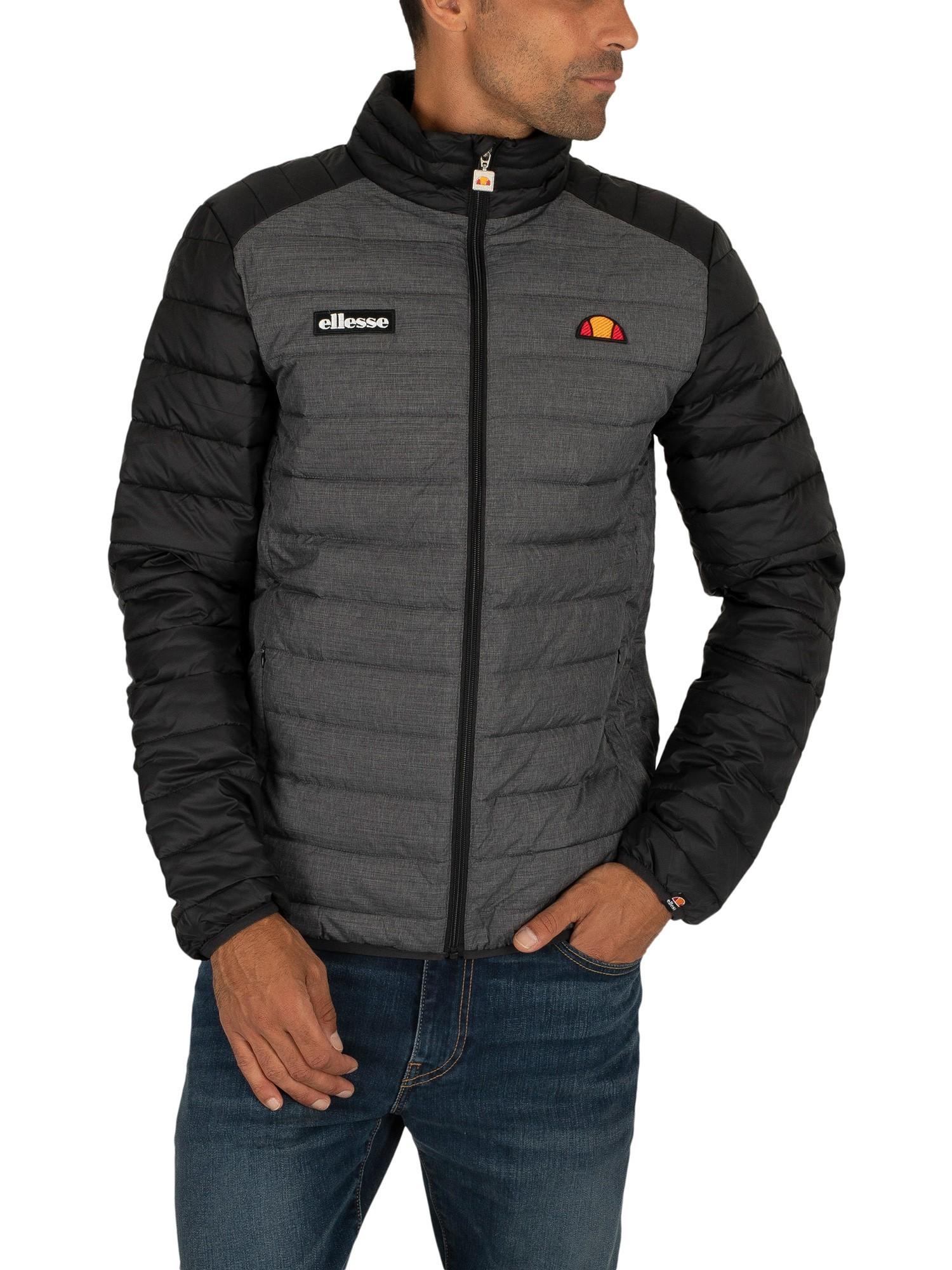 Black Jacket Ellesse Tartaro Ellesse Tartaro Padded Ellesse Black Padded Jacket FK13JlcT