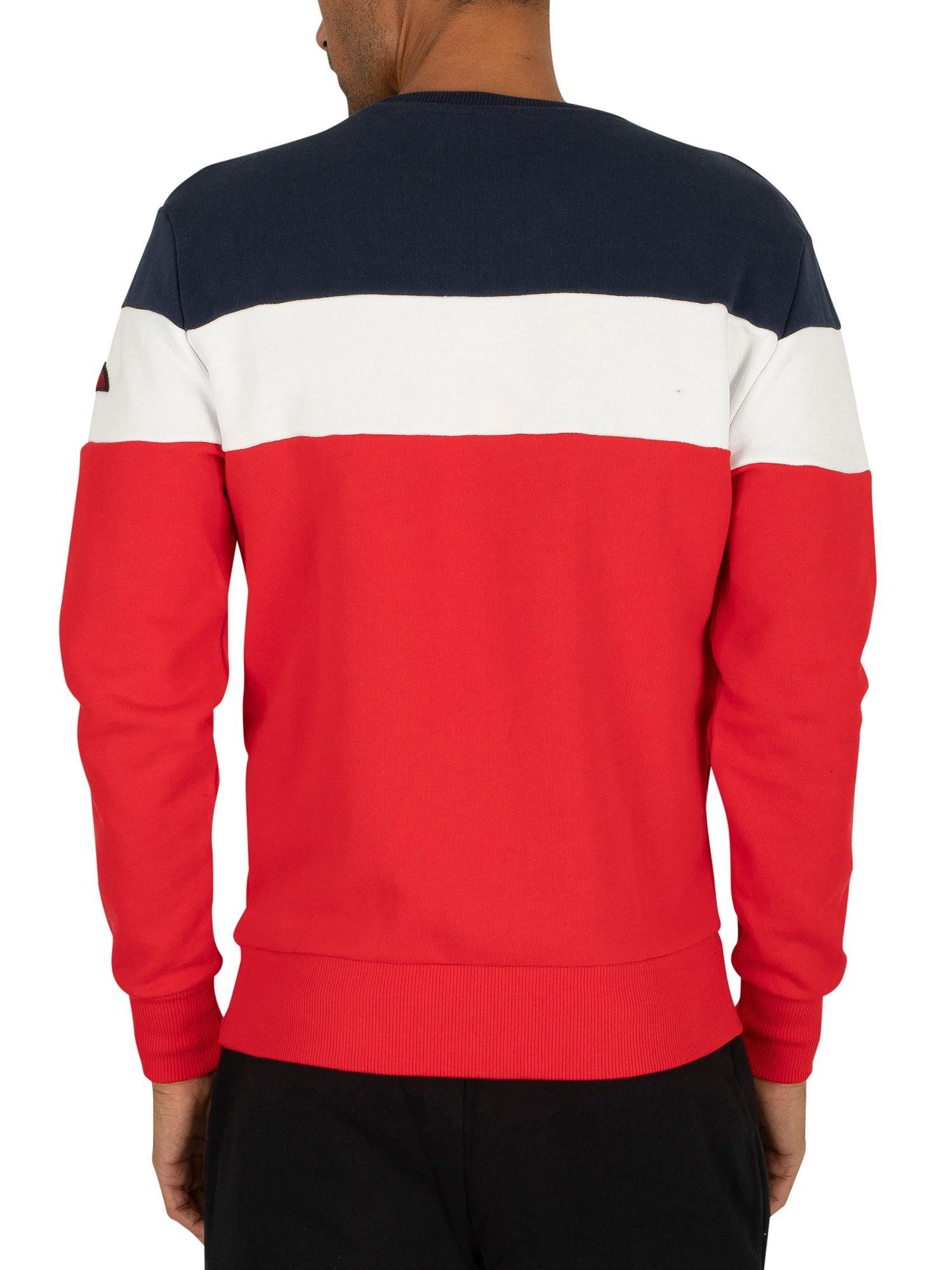 Ellesse Torre Sweatshirt Red