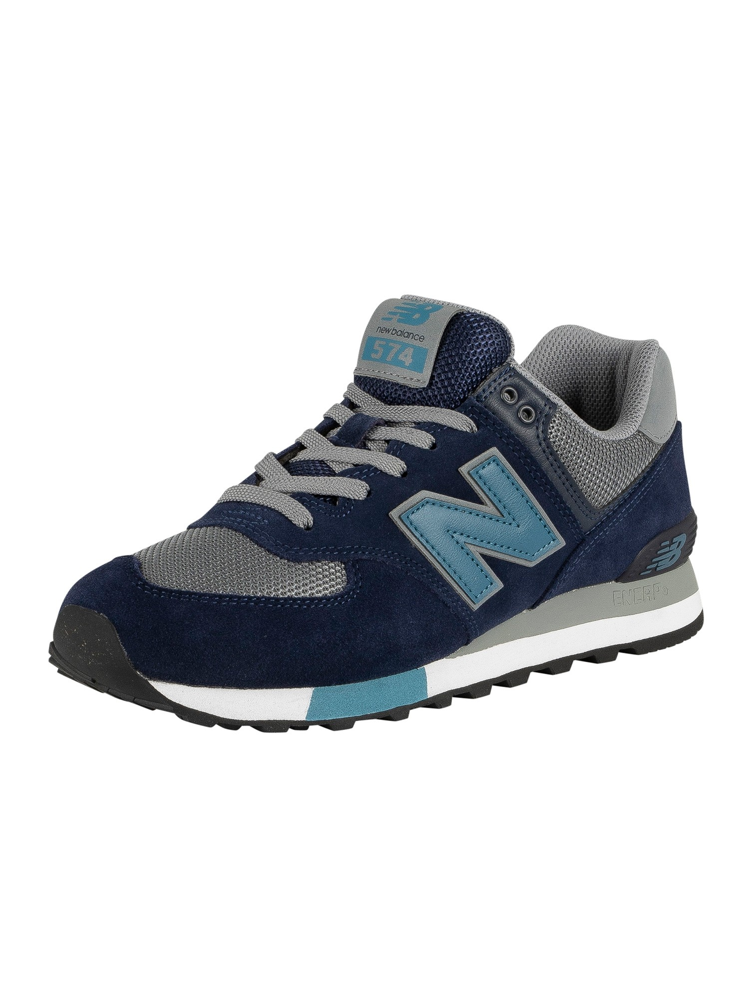 new balance 574 gunmetal