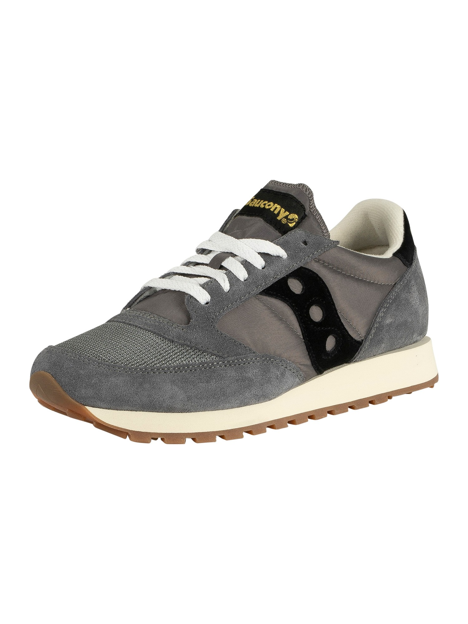 Saucony Originals Jazz Original Vintage (YellowBlack)