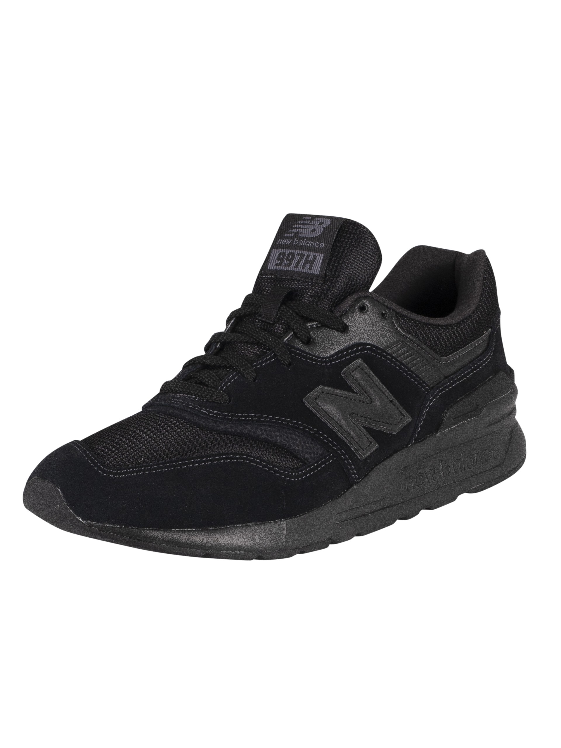 basket new balance 997h noir
