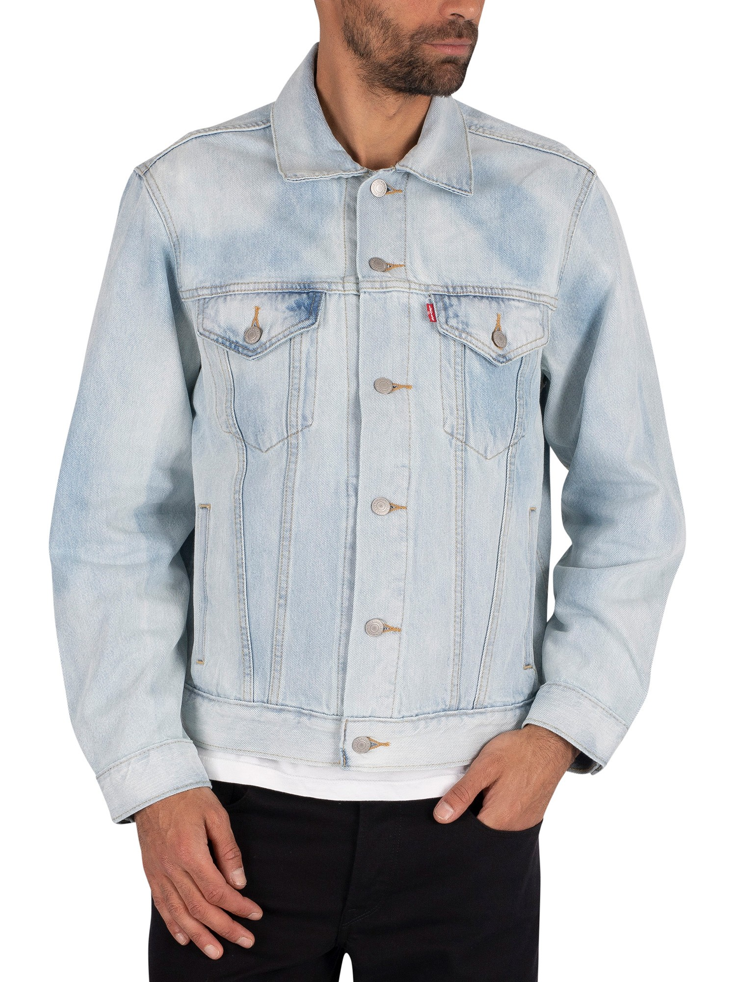 Levi's Vintage Fit Trucker Jacket - Curbside