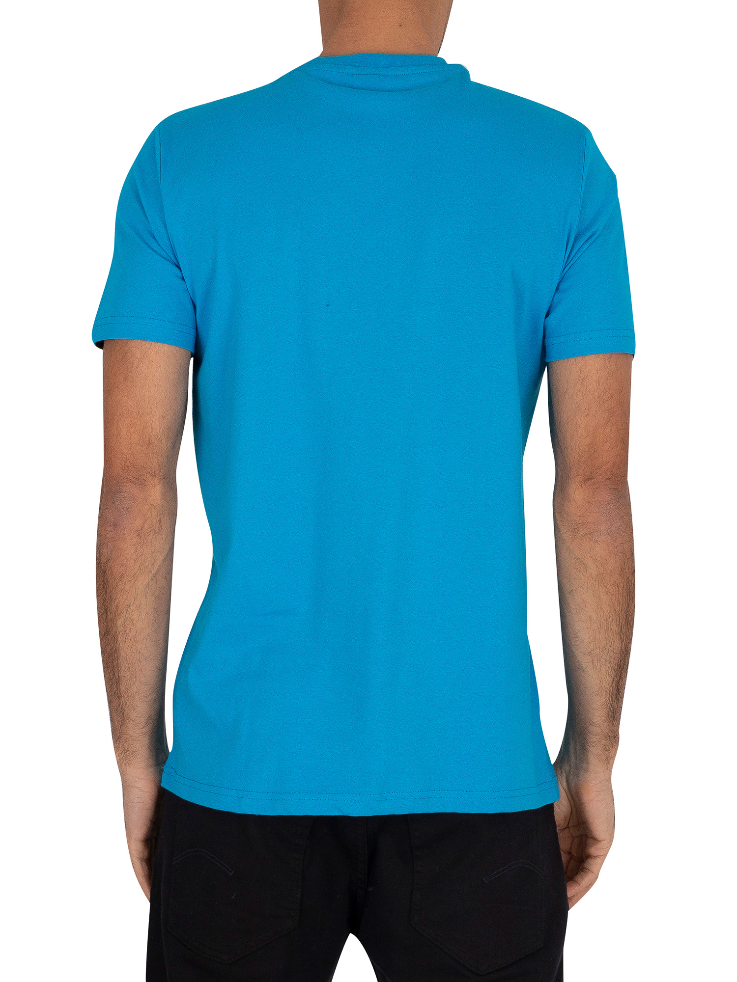 Ellesse Grosso T-Shirt - Blue