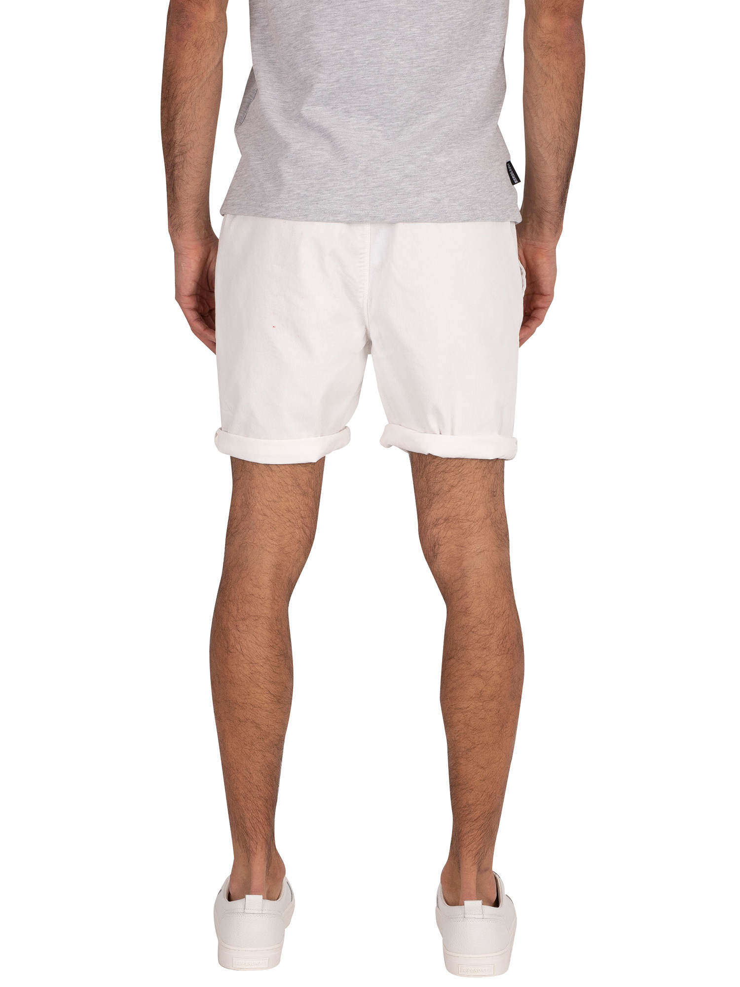Superdry Sunscorched Chino Shorts - Optic
