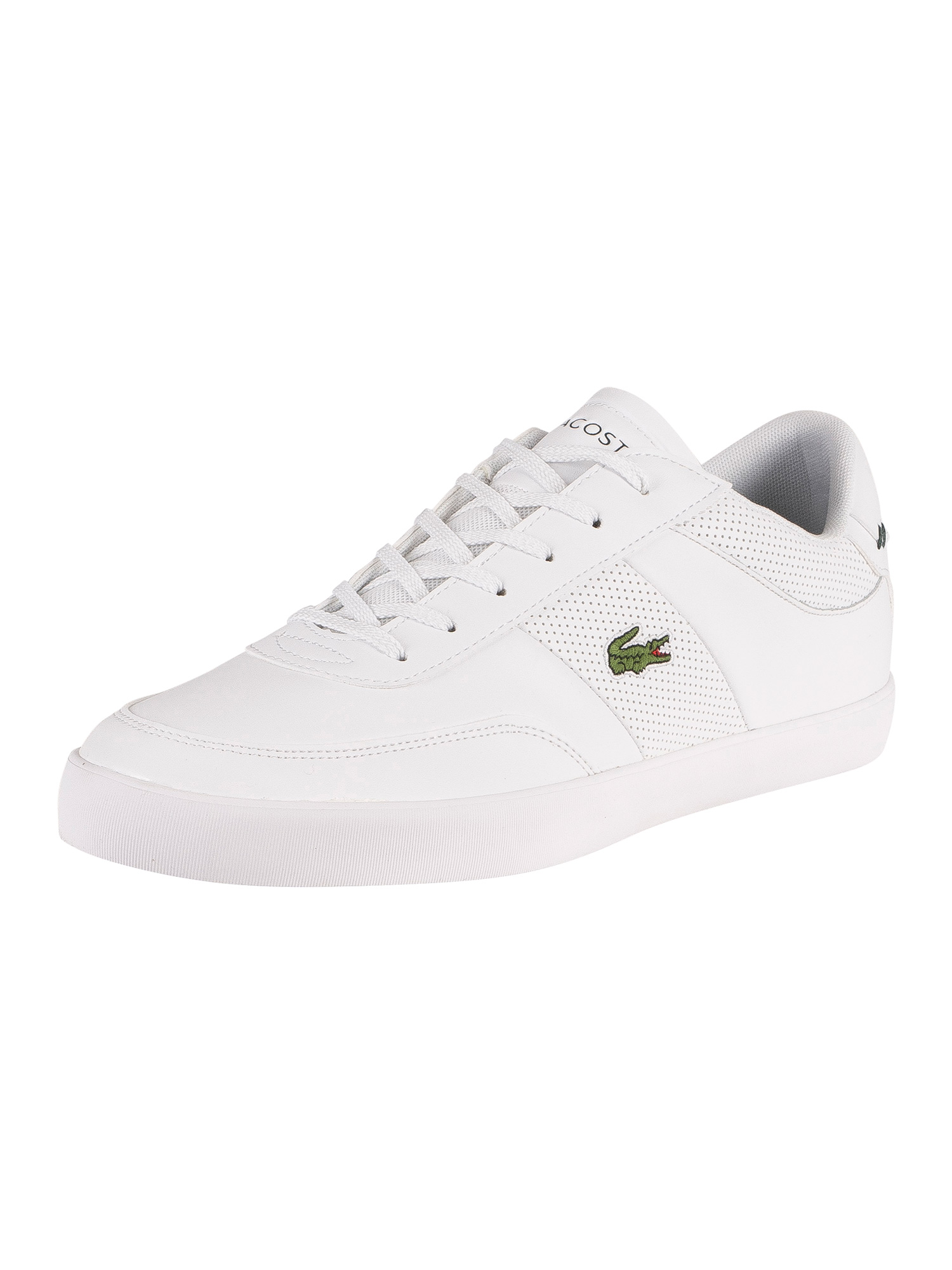 Court Master 0120 1 CMA Leather Trainers