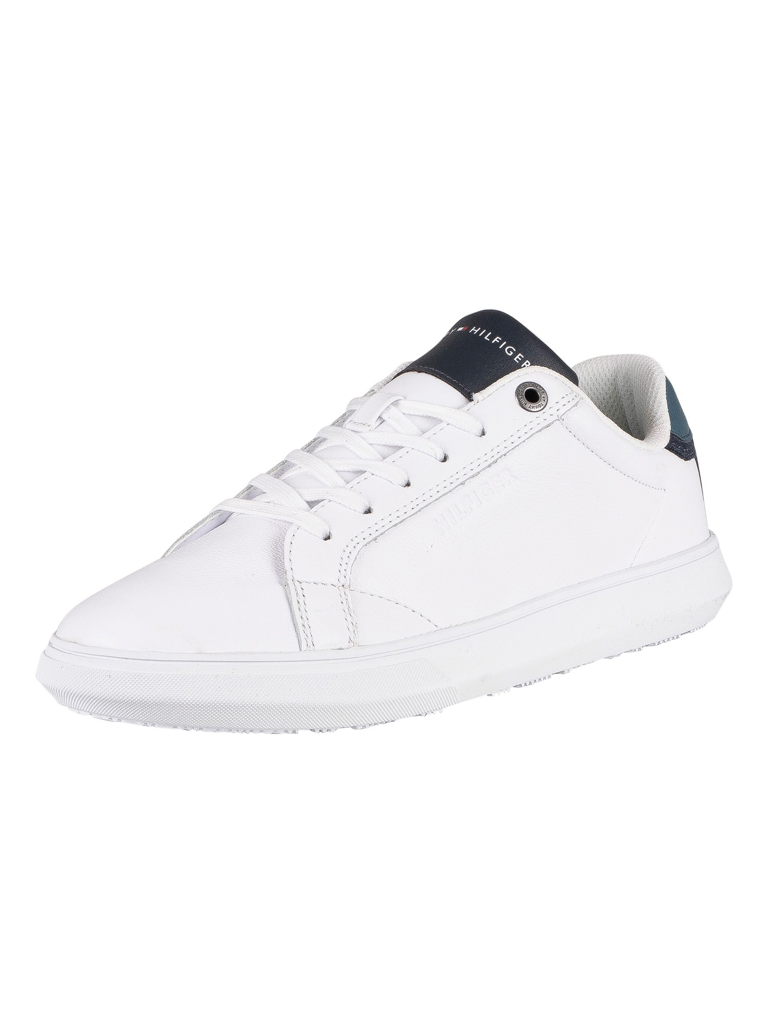 Essential Leather Cupsole Leather Trainers