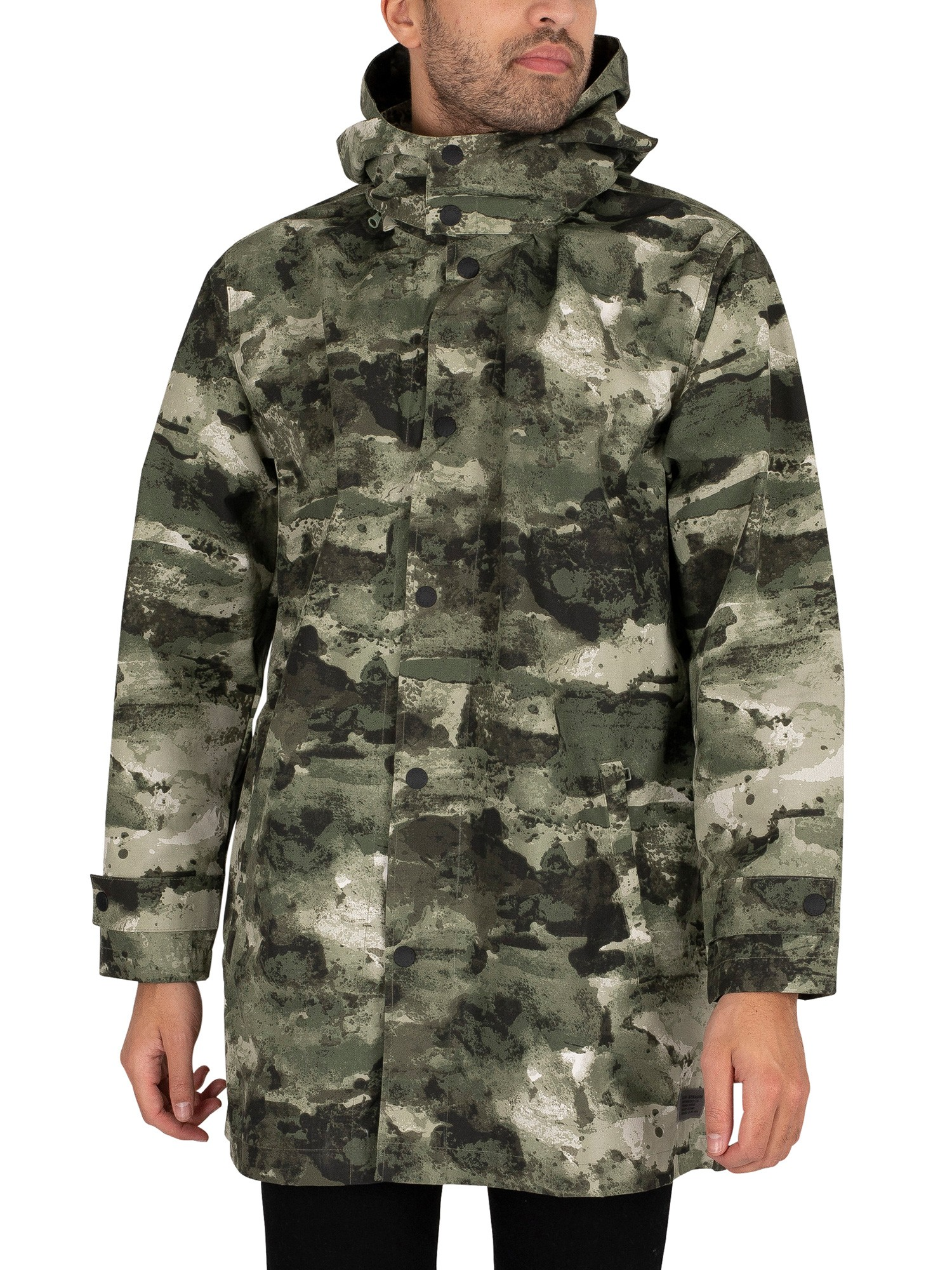 Mission Fishtail Parka Jacket
