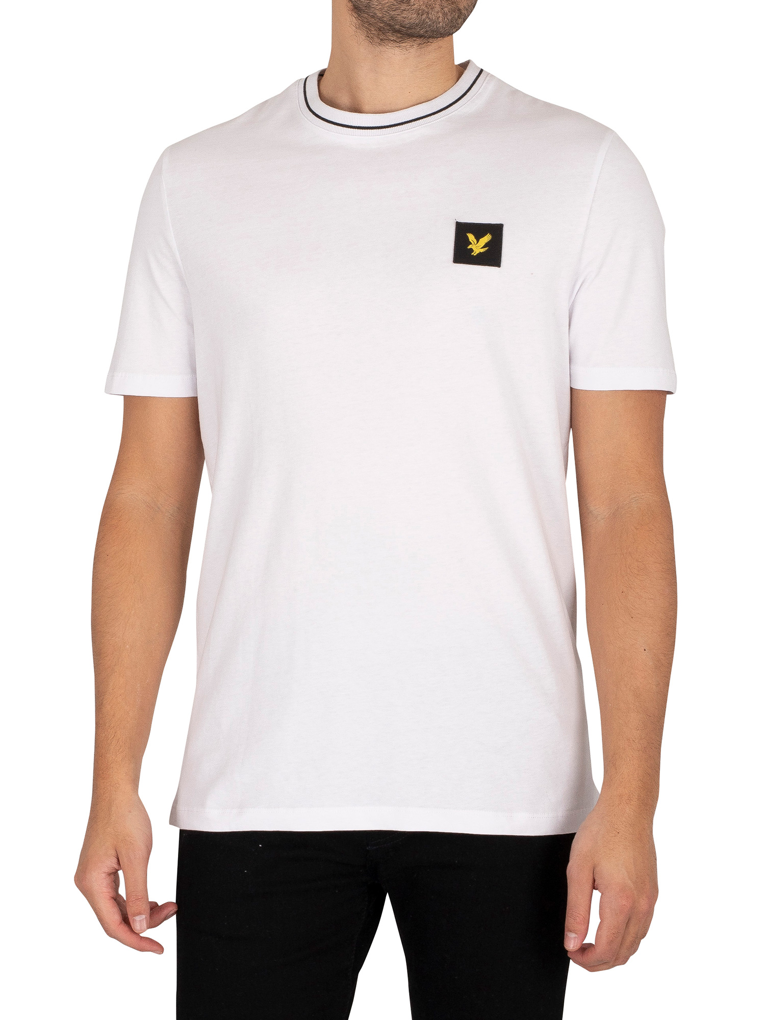 Relaxed-Tipped-TShirt