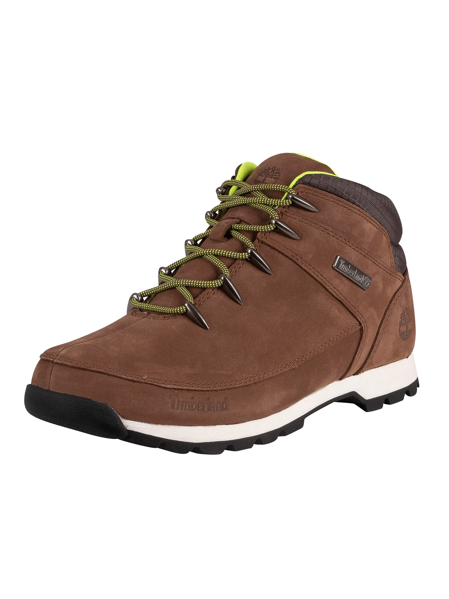 Euro Sprint Mid Hiker Leather Boots
