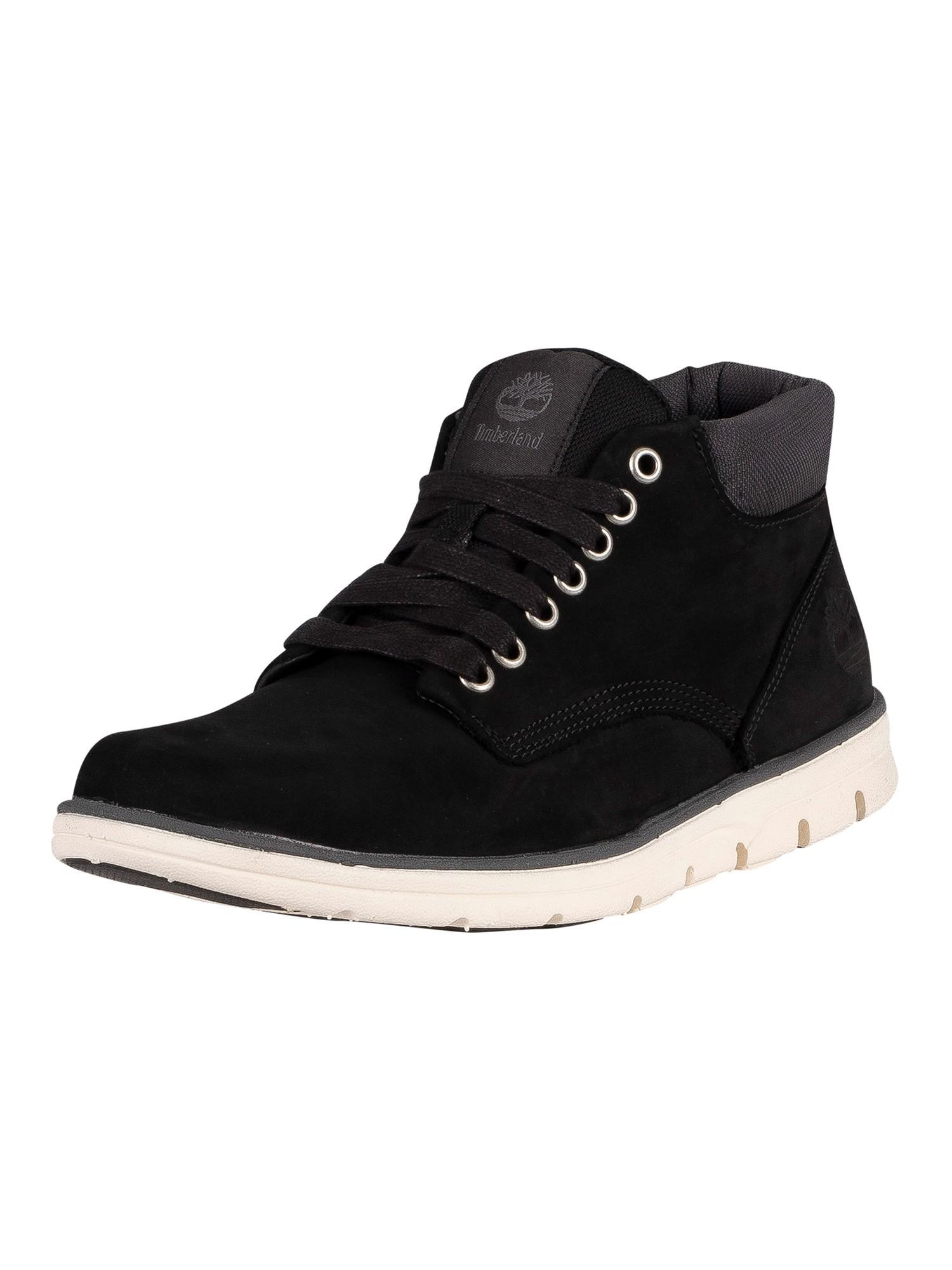 Bradstreet Chukka Leather Boots
