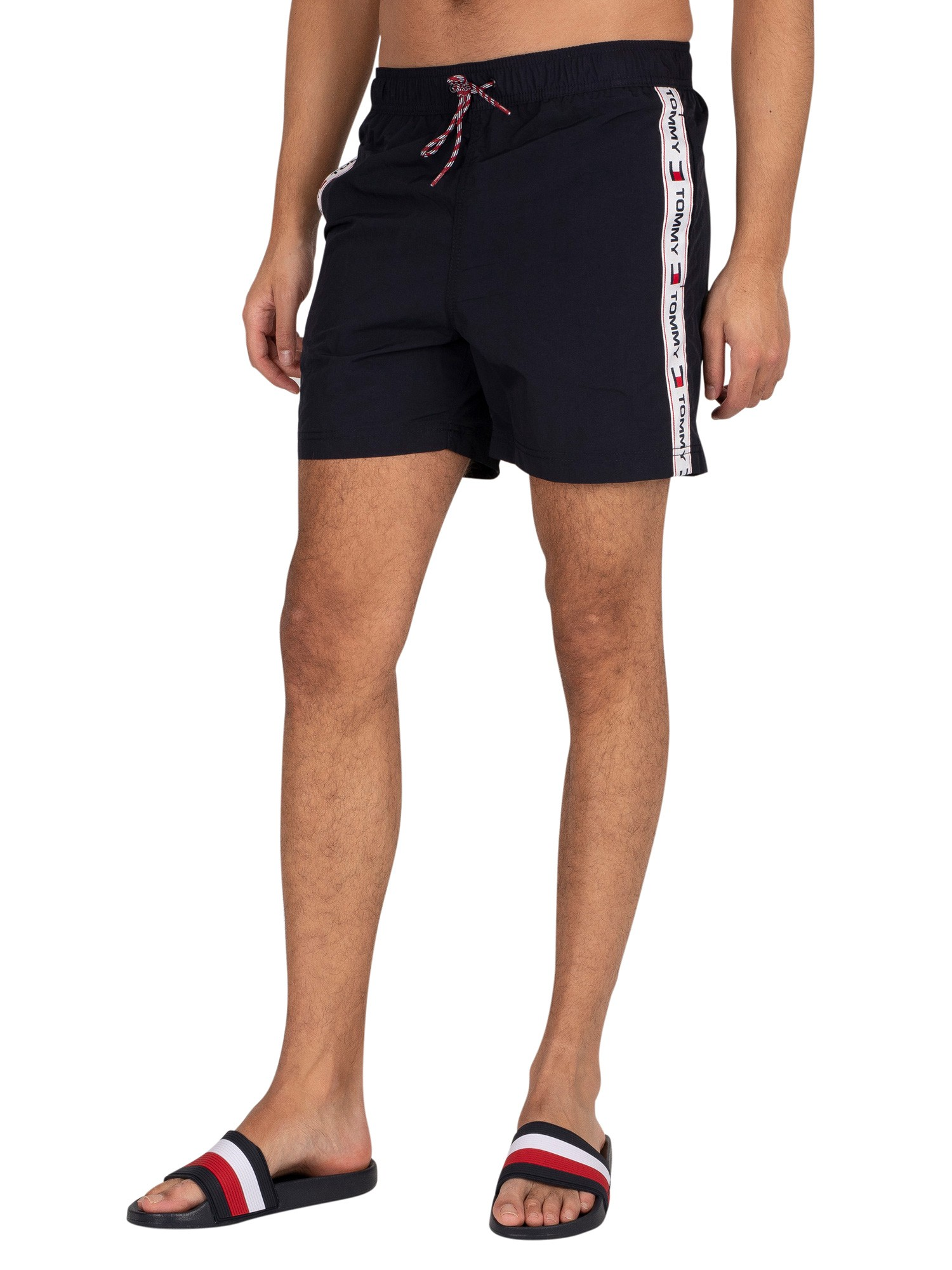 Medium Drawstring Slim Swim Shorts