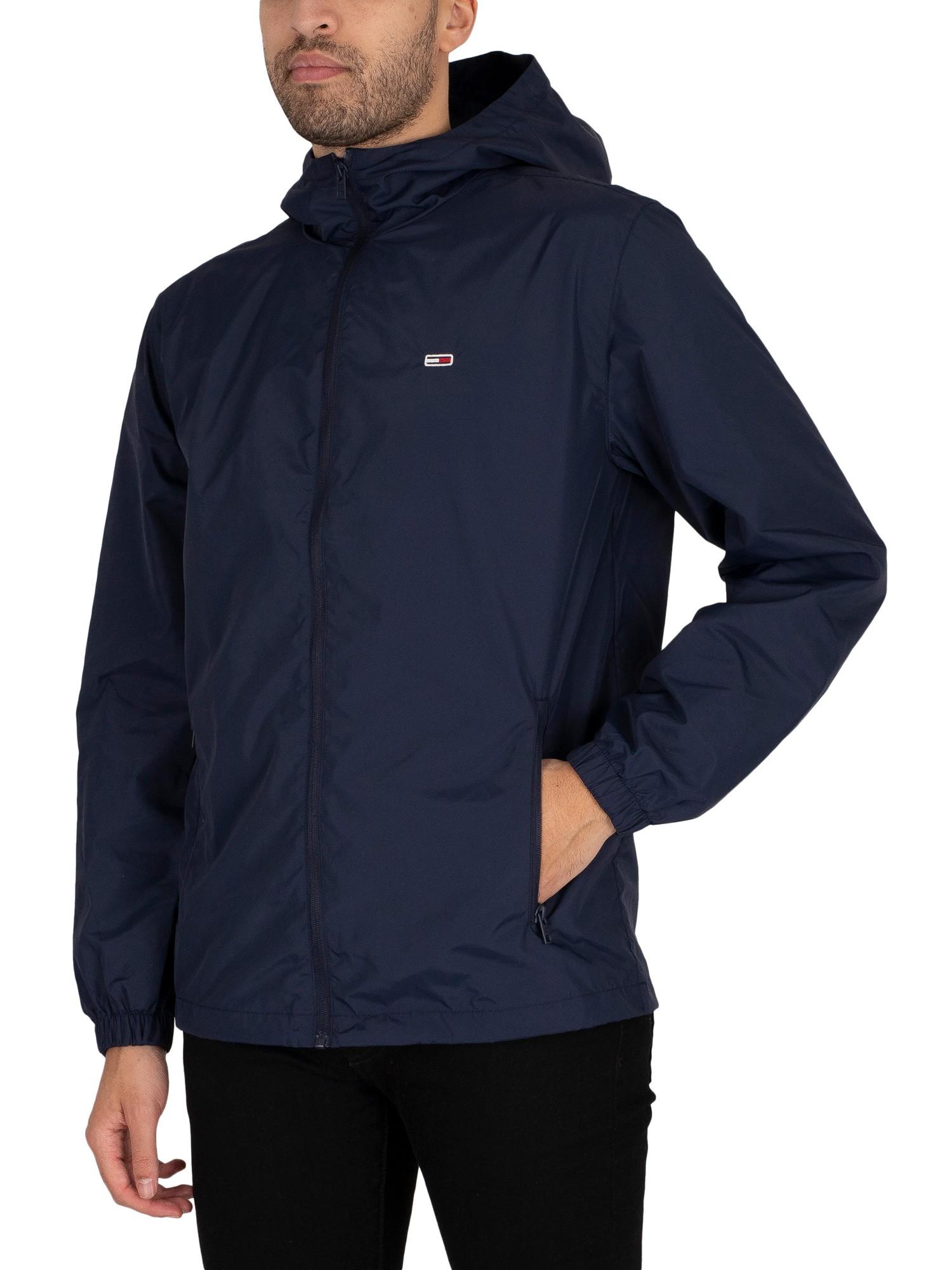 Packable Windbreaker Jacket