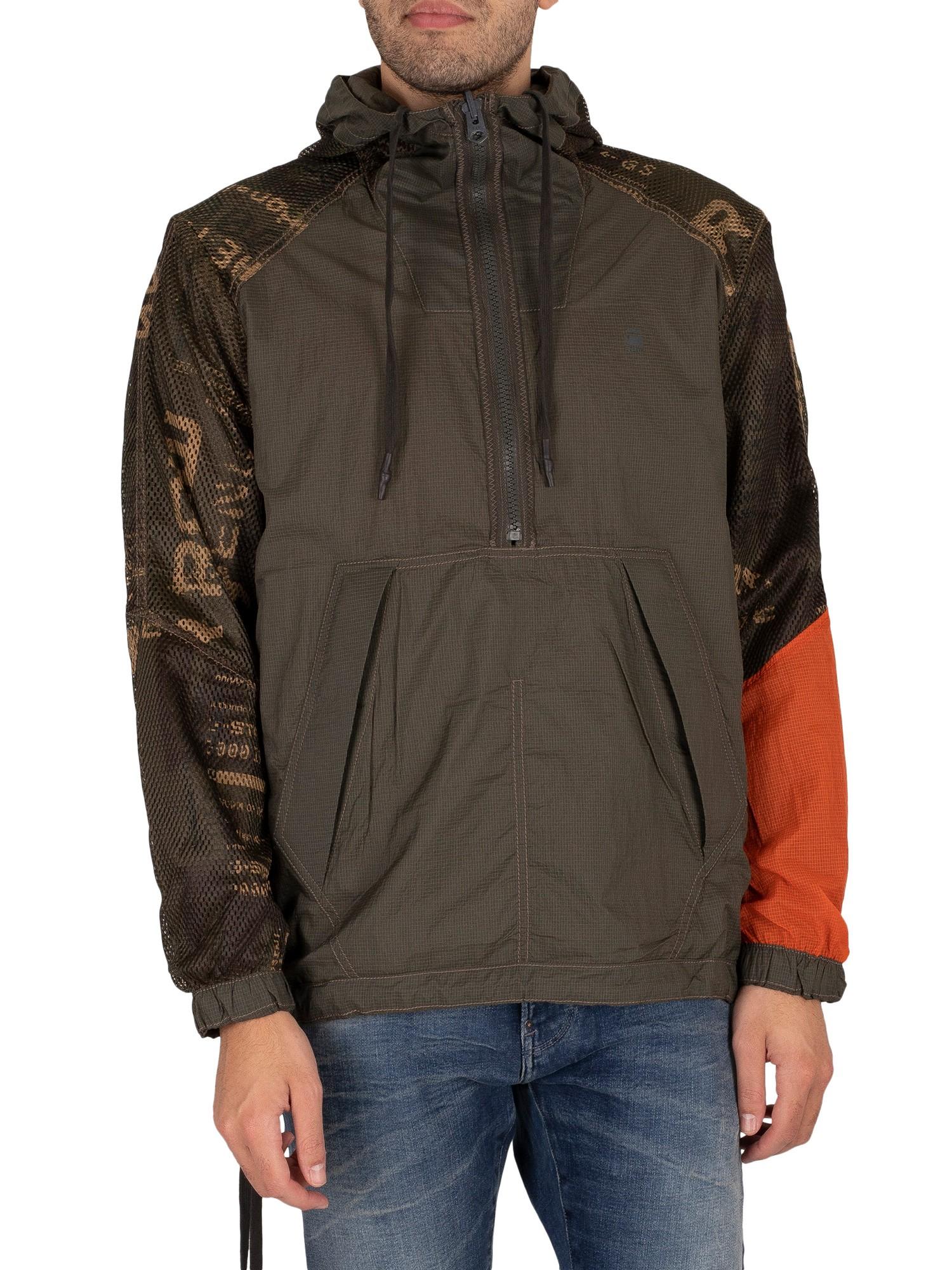 Reversible Anorak Jacket