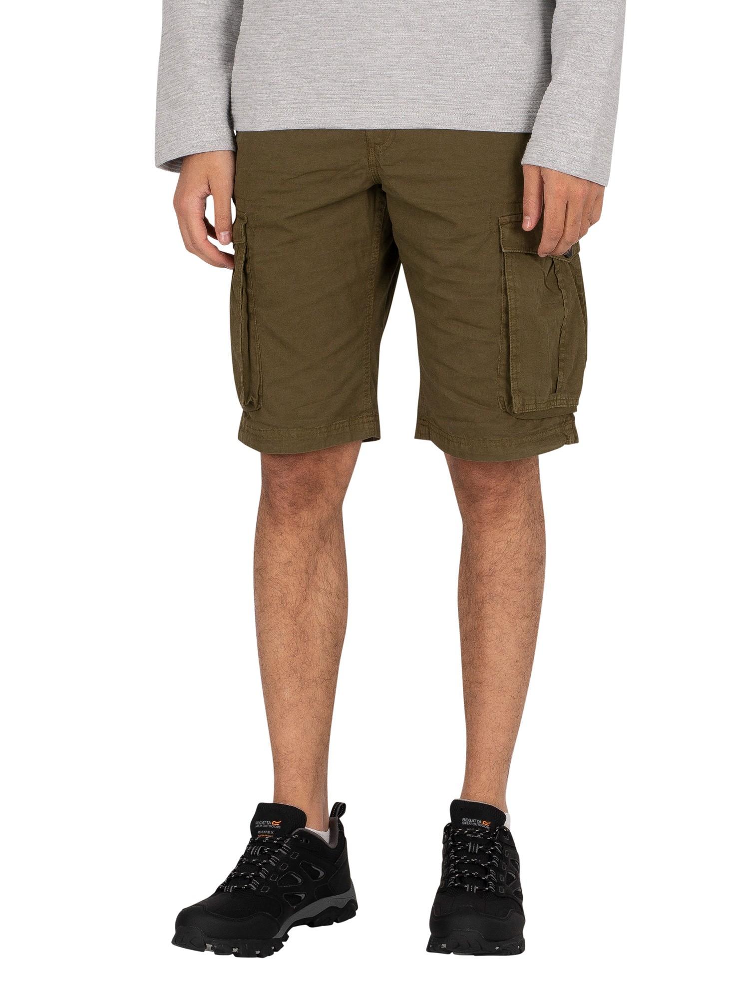 Shorebay Vintage Cargo Shorts