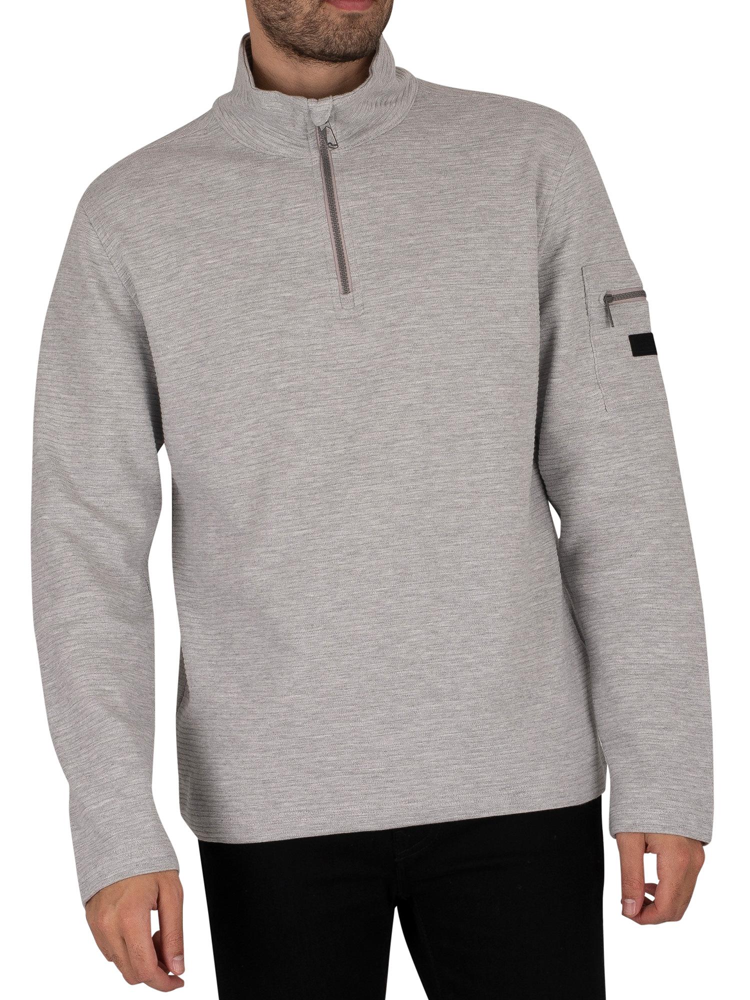 Tavior Half Zip Coolweave Sweatshirt